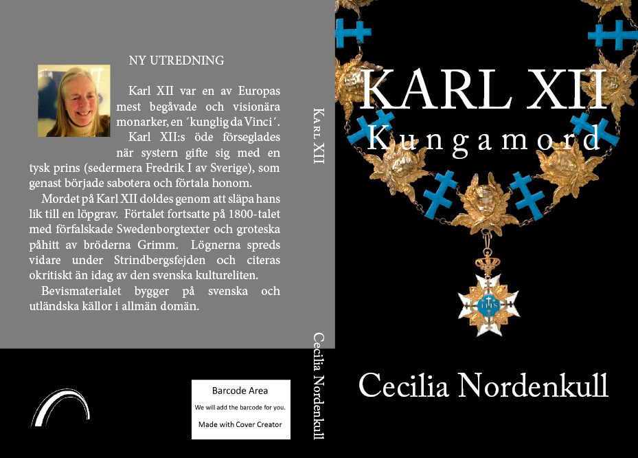 "Icons of Europe's image archive connected with the new book ""KARL XII: Kungamord"" (2018) by Cecilia Nordenkull."