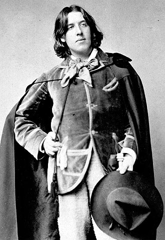 Oscar Wilde (1854-1900), subject of investigative research by Icons of Europe, Brussels.
